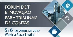 Fórum de TI e Inovação para Tribunais de Contas